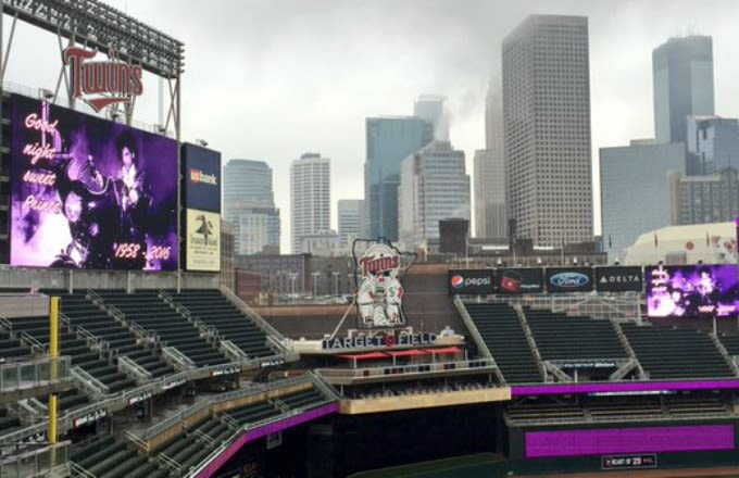 The Minnesota Wild Put Together a Pregame Tribute For Prince news