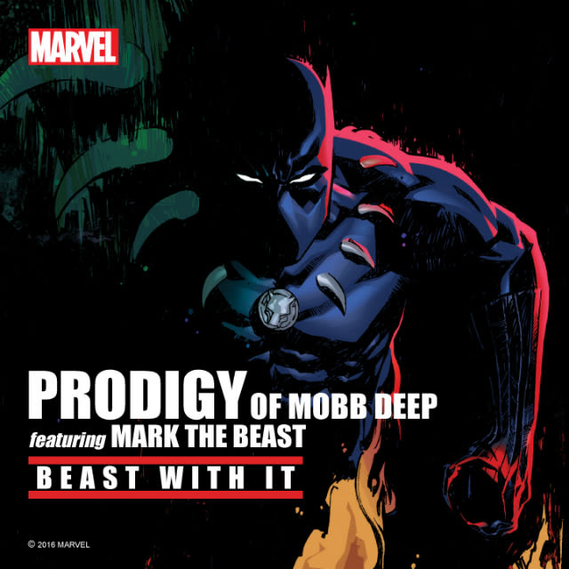 "Premiere: Prodigy and Mark The Beast Showcase the ""Beast"" Living Within Marvel's 'Black Panther' news"