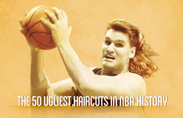 The 50 Ugliest Haircuts In Nba History Complex
