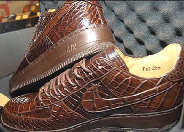 Fat Joe S Greatest Footwear Moments Complex
