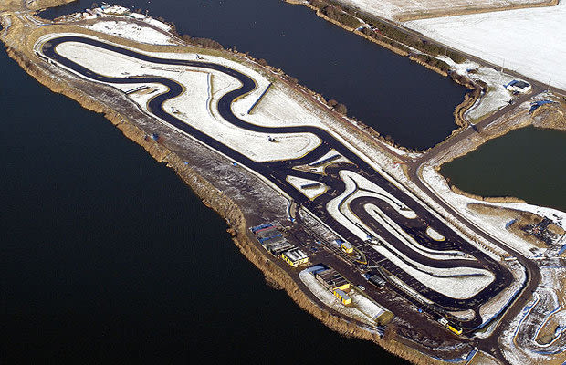 top ten go kart tracks uk