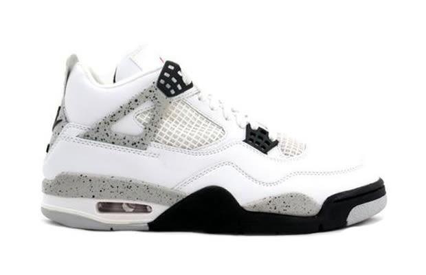 Air Jordan IV \\u0026quot;White/Cement\\u0026quot;