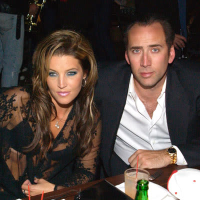an analysis of the day that michael jackson and lisa marie presley tied the knot By george rush and dave goldiner daily news staff writers lisa marie presley and actor nicolas cage they tied the knot michael jackson.