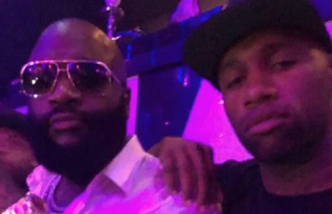Rick Ross' Newest MMG Rapper Used to Be Homeless, Was Discovered in a Street Freestyle news