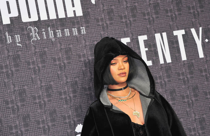 Puma Made $975 Million Last Quarter Thanks to Rihannas Sneakers news