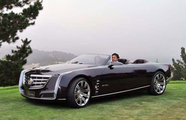 New Cadillac Flagship Will Take On European Luxury Sedans ...
