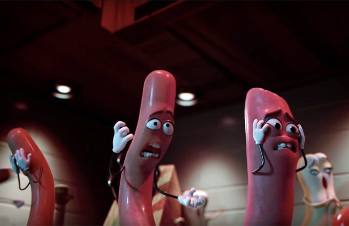 Sausage Party: Trailer for R-Rated Animated Comedy