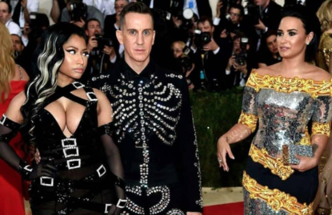 Are Demi Lovato and Nicki Minaj Throwing Shade at Each Other Over Met Gala Photos? news