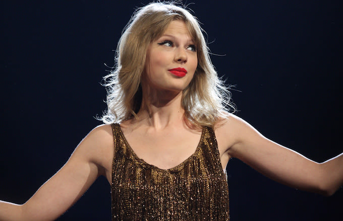 Taylor Swift's Brother Just Threw Away His Yeezy Boosts news