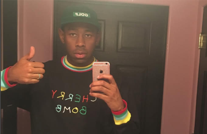 Tyler, the Creator Clarifies Lyrics About His Father on Wolf news