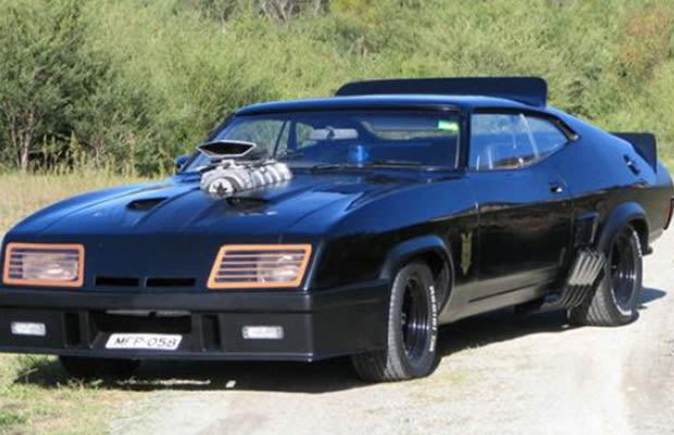 Mad Max 1973 Ford Falcon Xb Gt351 Coupe The 50 Coolest Movie Cars Complex