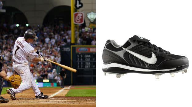 Craig Biggio in the Nike Zoom Clipper CT