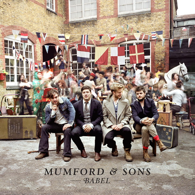 """Babel Mumford Sons: Mumford & Sons' """"Babel"""" Looking At Record-Breaking Sales"""