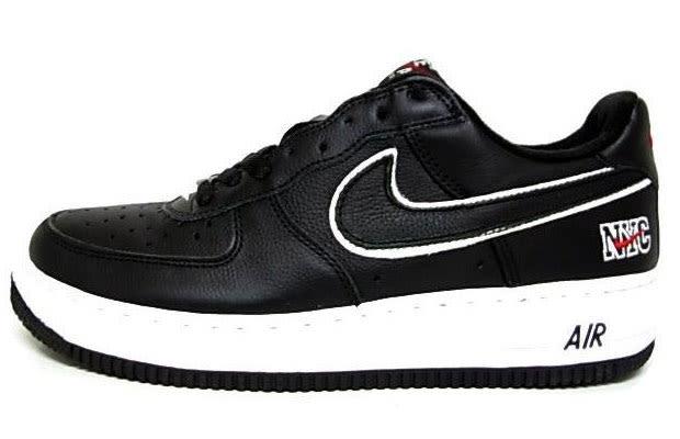Nike Air Force 1 Low Suede Black