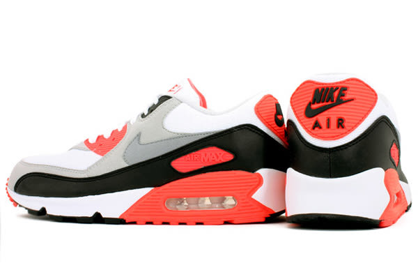 1990 - Nike Air Max 90 \\u0026quot;Infrared\\u0026quot;