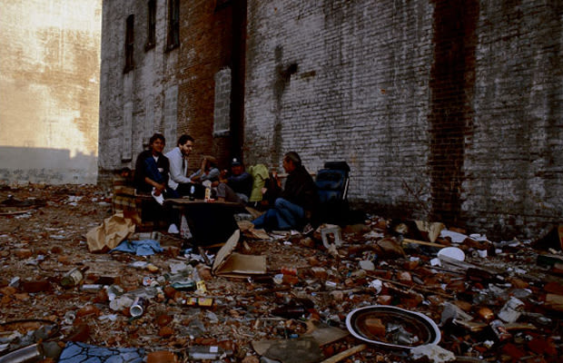 living room concerts 1981 living room 10 photos of the bombed out bronx from 10463