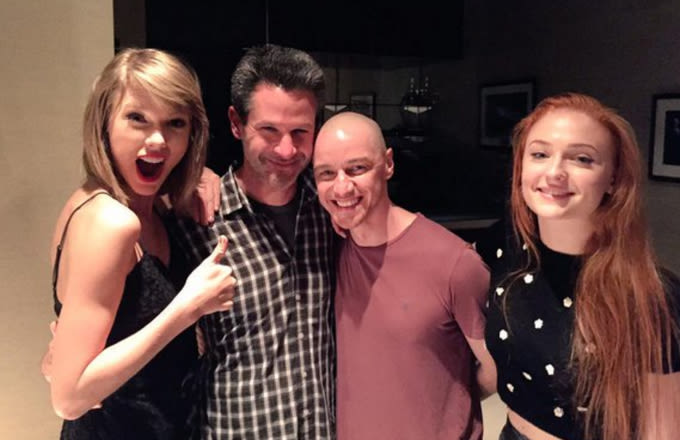 Is This Proof That X Men: Apocalypse Has a Taylor Swift Cameo? news
