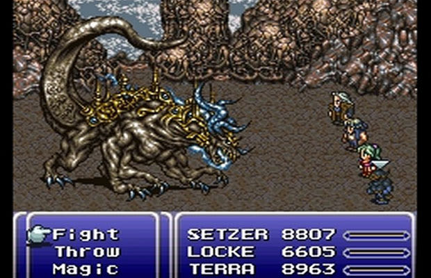 """Final Fantasy VI"" Coming to iOS and Android, Good Chance ..."