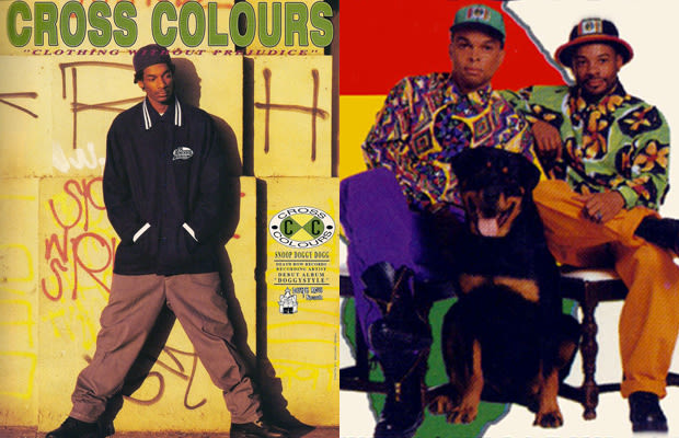 Cross Colours The 90 Greatest 39 90s Fashion Trends Complex