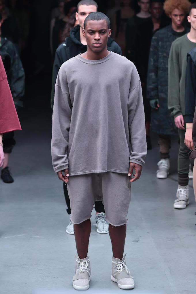 yeezy adidas clothing