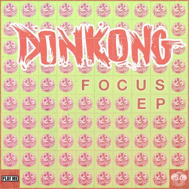 Donkong - Focus EP 2000x2000