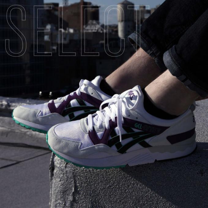 asics gel lyte v sneaker news