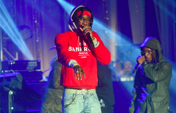 "Young Thug Reading His ""Best Friend"" Lyrics Might Be the Best Thing You Watch All Day news"