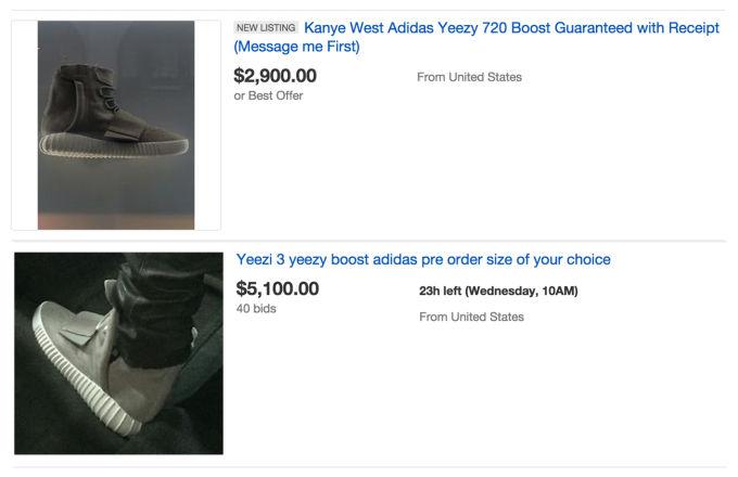 Adidas Yeezy Uk Ebay