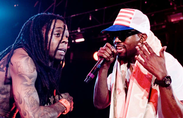 lil wayne and kanye west relationship