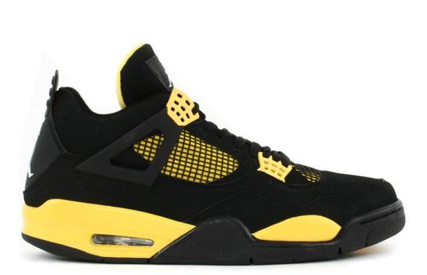 """wmns air max 90 - 4. Air Jordan Retro IV """"UNDFTD"""" - The 100 Best Air Jordans of All ..."""