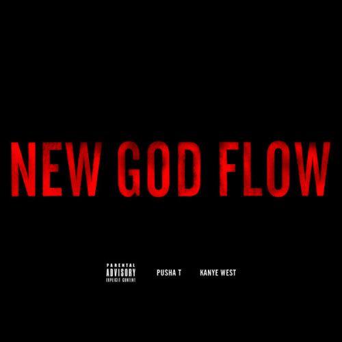Kanye F Pusha T New God Flow 2012