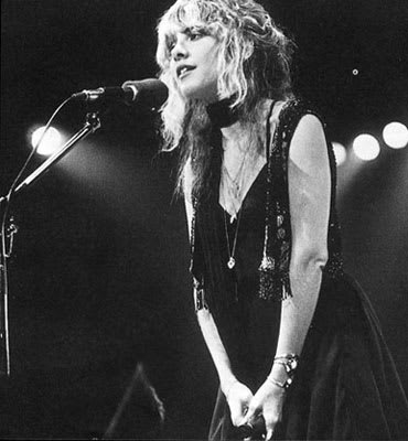Stevie Nicks The 10 Hottest Celebrity Hippies Of All