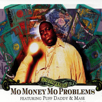 "The Notorious B.I.G. f/ Puff Daddy and Ma$e ""Mo Money Mo ..."