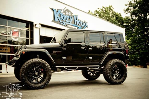 Krazy House Customs The 20 Best Custom Car Shops In