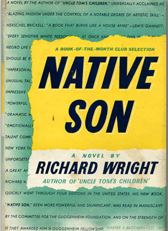 the character of bigger thomas in native son by richard wright Discussion questions native son by richard wright 1 wright writes of bigger thomas:  especially in the character of bigger.