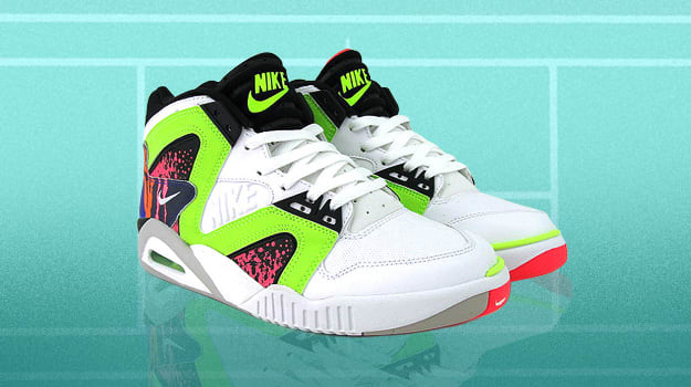 The Best Tennis Sneakers Of The 80s Complex