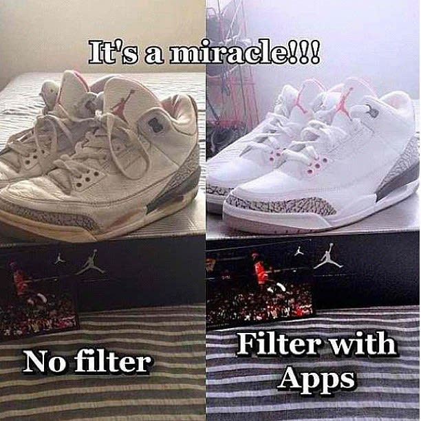 Just Instagram It The 50 Most Hilarious Sneaker Memes Of