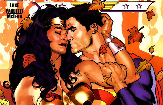 superman and wonder woman hook up What to expect from the 'wonder woman' and 'justice league' movies 'batman v superman wonder woman more than batman and superman team-up.