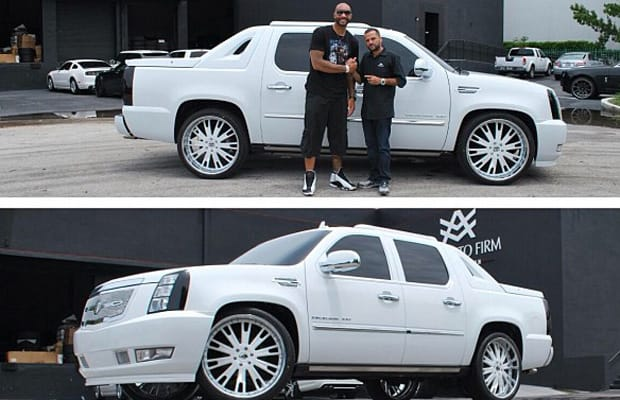 Nba Players Cars: This Is How 15 NBA Players Customized