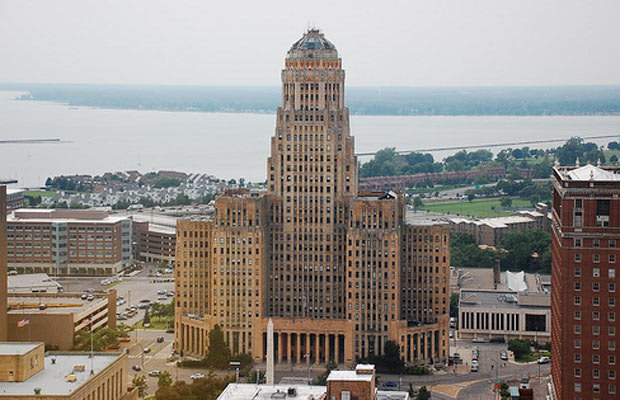 9  buffalo city hall