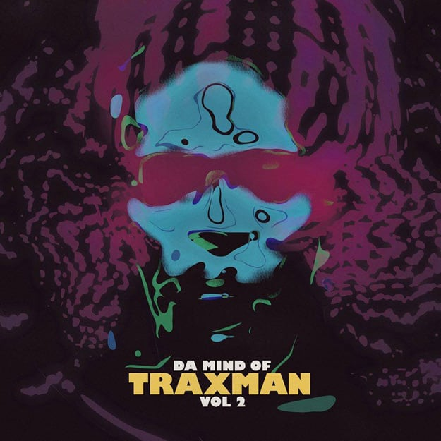 da-mind-of-traxman-vol-2