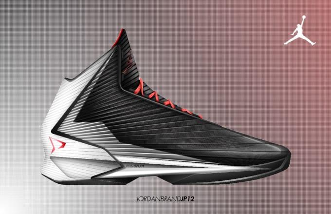 Jordan Brand JP12 - Imagining a Signature Sneaker for ... Jabari Parker Shoes