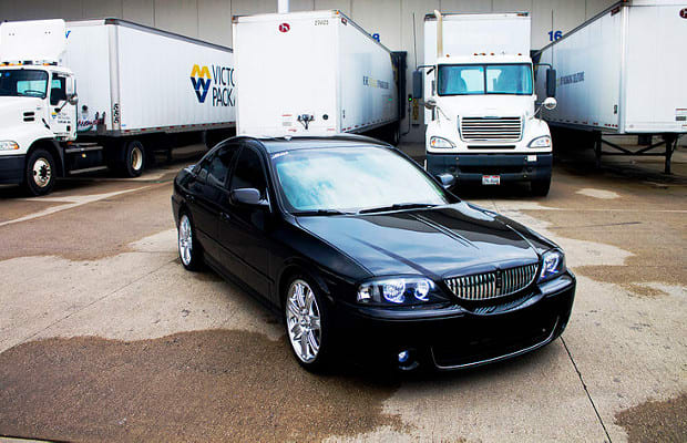 lincoln ls v8 the 10 most underrated cars from the past. Black Bedroom Furniture Sets. Home Design Ideas