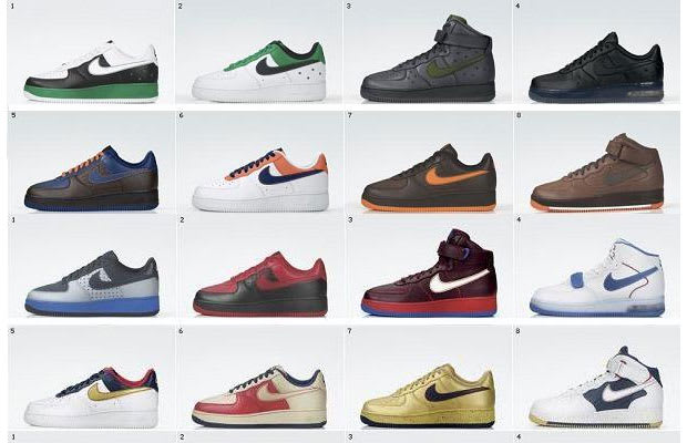 When Nike re-issued the Air Force 1 in 1986, it was unprecedented. Yes, the Converse All Star was still around, but the idea of bringing back a shoe that ...