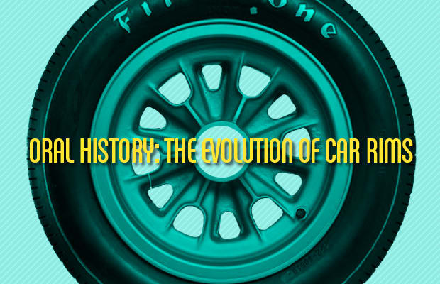 Car Club Inc: 1990-2000 - Oral History: The Evolution Of Car Rims