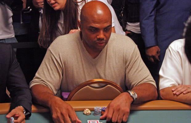 Charles barkley gambling debts delaware park casino poker tournament schedule