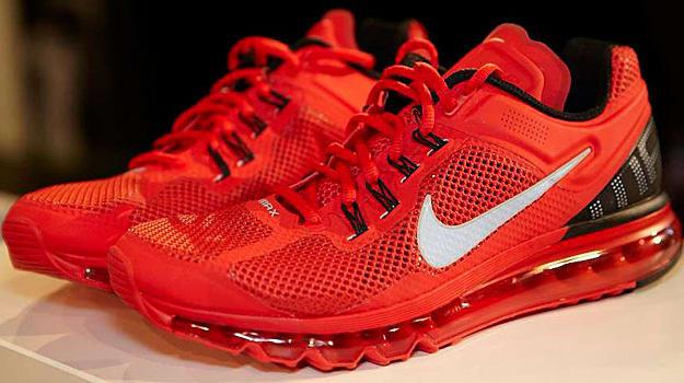 nike air max 2013 red