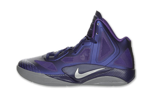 Nike Hyperfuse 2011 Supreme Purple Cool Grey