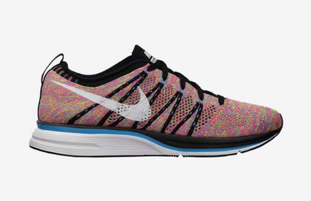 nike flyknit trainer multicolor store