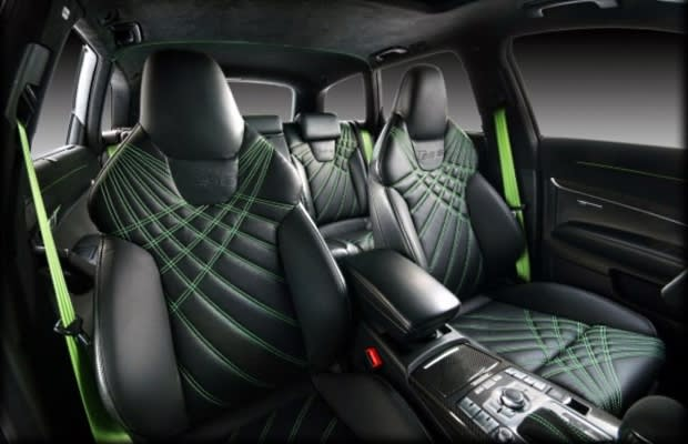 Audi Rs6 The 50 Most Outrageous Custom Car Interiors